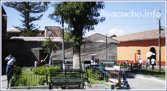 ayacucho parques